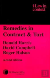 Remedies In Contract And Tort
