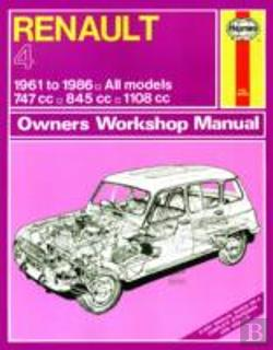 Bertrand.pt - Renault 4 Owners Workshop Manual