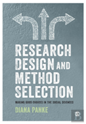 Research Design & Method Selection