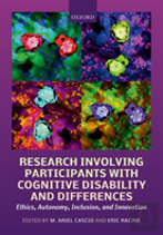 Research Involving Participants With Cognitive Disability And Differences