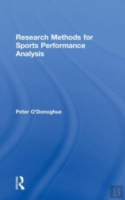 Bertrand.pt - Research Methods For Sports Performance Analysis