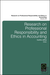 Research On Professional Responsibility And Ethics In Accounting