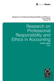 Research On Professional Responsibility In Ethics And Accounting