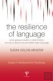 Resilience Of Language