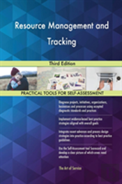 Resource Management And Tracking Third Edition
