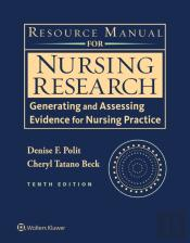 Resource Manual Nursing Research 10e