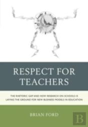 Respect For Teachers