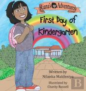 Riana'S Adventures - First Day Of Kindergarten