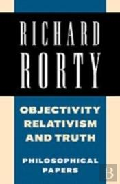 Richard Rorty: Philosophical Papers Set