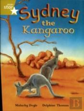 Rigby Rocket: Year 2 - Gold Book 4 - Sydney The Kangaroo - Group Pack