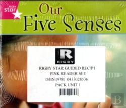 Bertrand.pt - Rigby Star Reception / P1 Pink Level Guided Reader Set