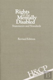 Rights Of The Mentally Disabled