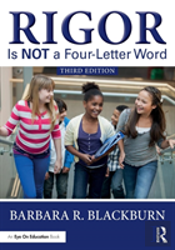 Rigor Is Not A Four Letter Word 3e