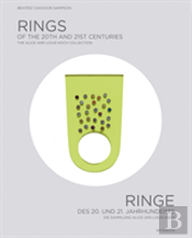 Rings Of The 20th And 21st Centuries