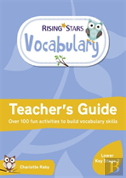 Rising Stars Vocabulary: Lower Key Stage 2