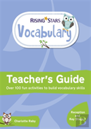 Rising Stars Vocabulary: Reception And Key Stage 1