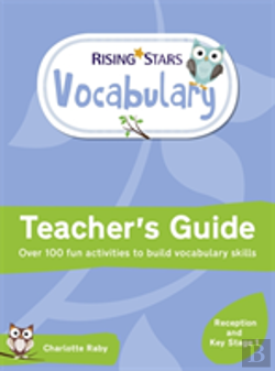 Bertrand.pt - Rising Stars Vocabulary: Reception And Key Stage 1