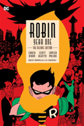 Robin Year One Deluxe Edition