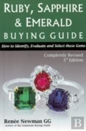 Ruby, Sapphine And Emerald Buying Guide
