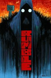 Rumble Volume 1: What Color Of Darkness?