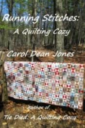 Running Stitches: A Quilting Cozy
