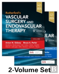 Rutherford'S Vascular Surgery And Endovascular Therapy, 2-Volume Set