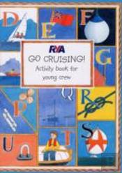 Rya Go Cruising Activity Book