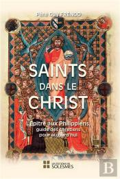 Saints Dans Le Christ