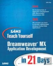 Sams Teach Yourself Dreamweaver Ultradev X In 21 Days