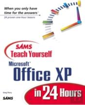Sams Teach Yourself Microsoft Office 10 In 24 Hours