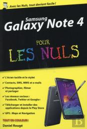 Samsung Galaxy Note 4 Pour Les Nuls