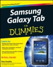 Samsung Galaxy Tab For Dummies