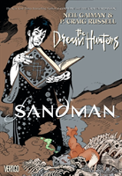 Sandman The Dream Hunters Tp (Mr)