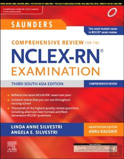 Bertrand.pt - Saunders Comprehensive Review For The Nclex-Rn(R) Examination, Third South Asia Edition