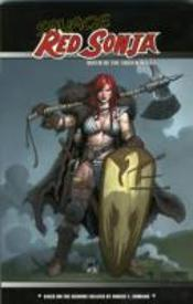 Savage Red Sonja