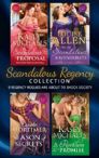 Scandalous Regency Secrets Collection (Mills & Boon Collections) (The Little Season, Book 2)