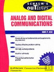 Schaum'S Outline Of Theory And Problems Of Analog And Digital Communication