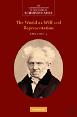 Bertrand.pt - Schopenhauer: The World As Will And Representation