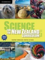 Science For The New Zealand Curriculum Year 11