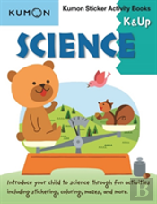 Science Sticker Activity Book