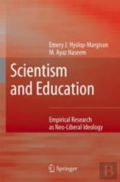 Scientism And Education
