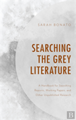 Bertrand.pt - Searching The Grey Literature Cb