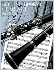 Second Book Of Clarinet Solos