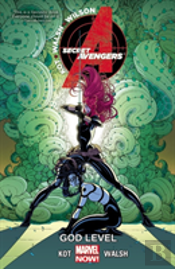 Secret Avengers Volume 3: God Level