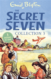 Secret Seven Collection 3 - Books 7-9