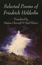 Selected Poems Of Friedrich Holderlin
