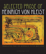 Selected Prose Of Heinrich Von Kleist Th
