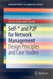 Self-* And P2p For Network Management