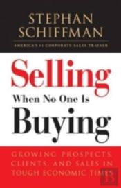 Selling When No One Is Buying