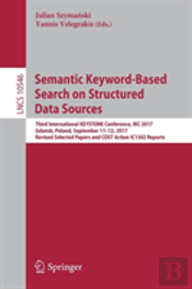 Semantic Keyword-Based Search On Structured Data Sources